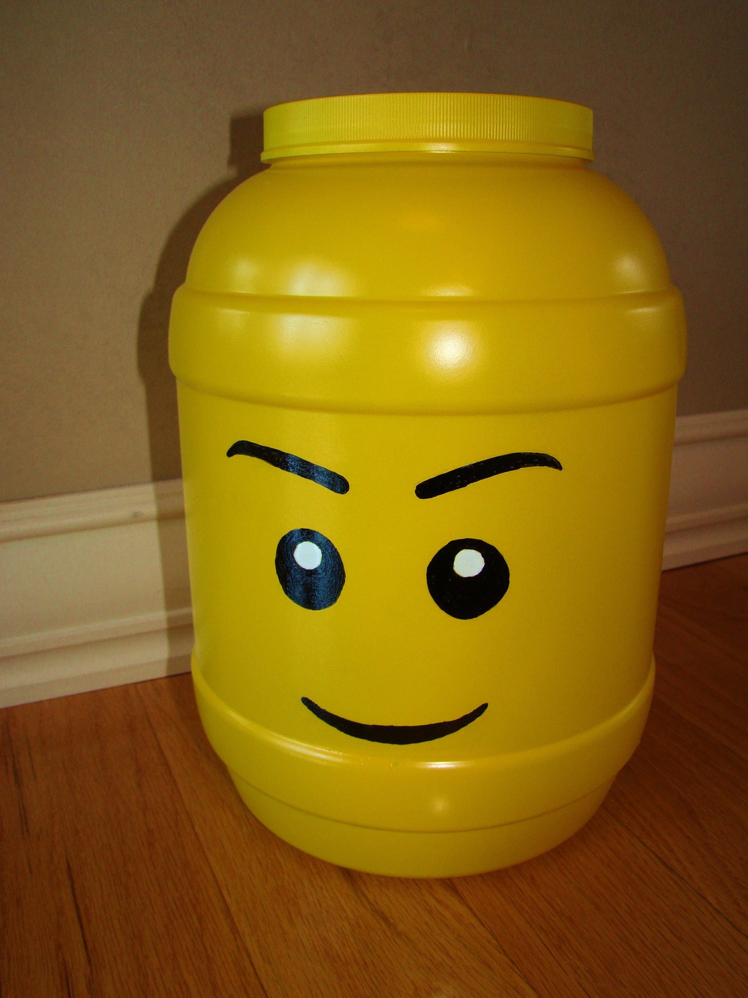 Pin Diy Toy Storage Bucket on Pinterest