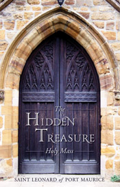 hidden treasure holy mass book